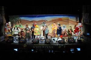 'Avanti tutti' es este año 'El Carnaval spá relajarse'- / Foto: www.carnavalcolombino.com/