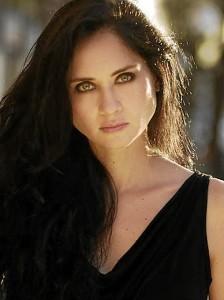 Berta Hernández, protagonista del corto.
