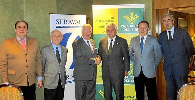 José María Vera, Pablo Millán, José Luis García Palacios, Francisco Herrero, José Antonio Sánchez e Ignacio Rodríguez.
