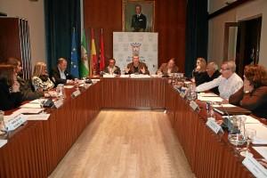 Pleno de enero en el Ayuntamiento de Cartaya.