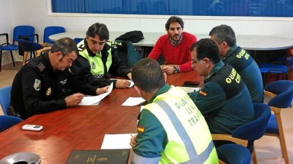 Celebrada la Comisión Técnica de Coordinación de Peregrinaciones en Almonte