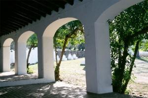 La ermita de Nuestra Señora de la Esperanza.