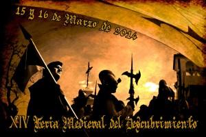 La Feria Medieval del Descubrimiento se celebra este año el 15 y 16 de marzo.