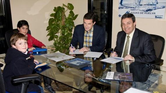 La asociación de familias de personas sordas de Huelva mejorará sus servicios de Atención Temprana gracias a la ayuda de Emahsa