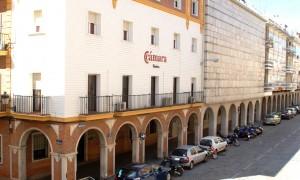 Sede de la Cámara de Comercio de Huelva./ Foto: www.distrito5huelva.org
