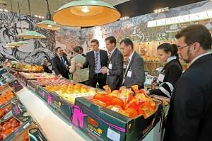 La Feria alemana el pasado 2013. / Foto: www.fruitlogistica.de
