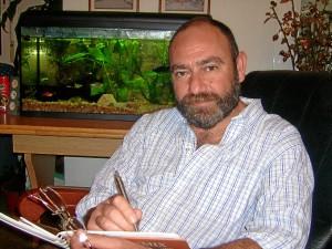Federico Soubrier, el autor de la obra.