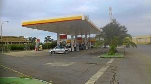 La nueva gasolinera low cost de Huelva se encuentra frente a Ence.