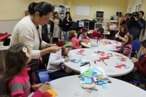 El taller está dirigido a los menores onubenses.