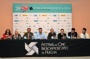 Huelva Actores presentó sus actividades en el marco del 39 Festival de Cine Iberoamericano de Huelva.