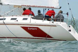 'Enriaero participa este sábabo en la regata de Mazagón.