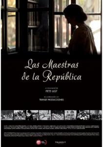 Cartel del documental 'Las maestras de la República'.