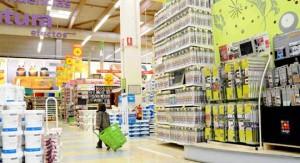 Las instalaciones de Leroy Merlín en Huelva cuentan con 8.600 metros cuadrados.
