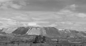 Imagen de las minas en el documental.