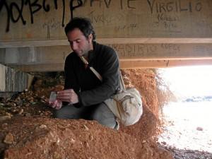 El ambientólogo Francisco Blanco.