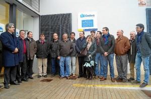 La nueva oficina de Giahsa en la Sierra de Huelva.