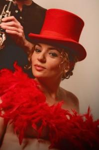 La actriz y presentadora Paz de Alarcon actuará en Mazagón.