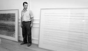 El artista Paco Pérez Valencia expone en el Museo Provincial. /Foto: www.losclaveles.info