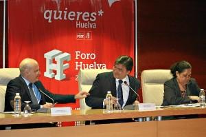 Ramón Fernández Beviá, Gabriel Cruz y Manuela de Paz.