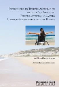 Portada del libro de Turismo Accesible, de Jurado Almonte y Fernández Tristancho.