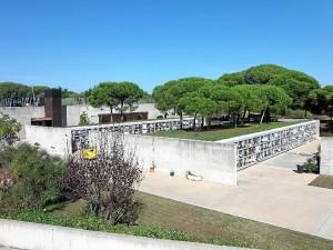 Cementerio de Punta Umbría.