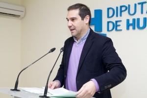 El diputado José Luis Ramos.