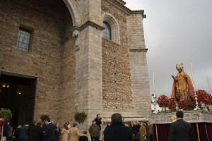 Procesión de San Blas en Aracena.