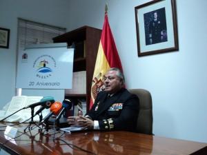 La Subdelegación de Defensa celebra en este 2014 su 20 aniversario en Huelva.