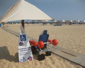 En el libro se recoge además el turismo accesible en Andalucía y Portugal.
