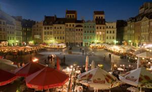 Imagen actual de Varsovia, la ciudad en la que se desarrolla la trama. / Foto: www.traveler.es