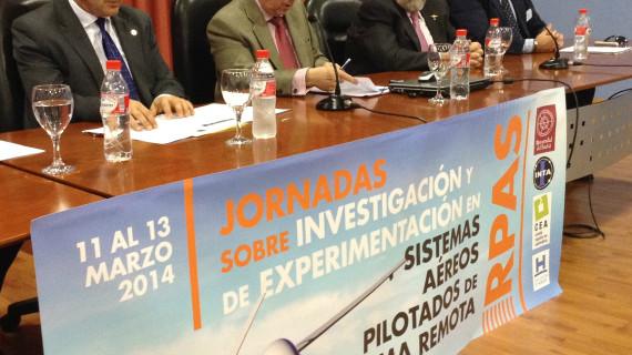 """El proyecto Ceus situará a Huelva en el """"epicentro del sector aeronáutico europeo"""" según se ha destacado en unas jornadas en la UHU"""