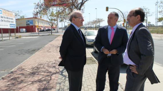 Huelva ofrece al INTA el Parque Empresarial para el Centro de Aviones no Tripulados