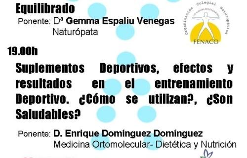 Comienzan en Ayamonte las I Jornadas Formativas de Promoción en Salud