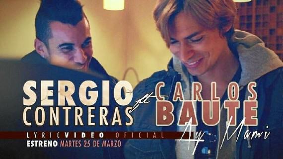 Sergio Contreras estrena el videoclip de 'Ay mami' su colaboración con Carlos Baute