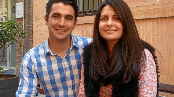 Javi Díaz, el milagro de volver a la vida gracias al ímpetu de su novia Susana