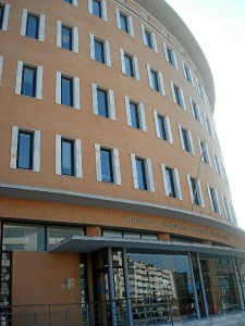 Sede de la FOE en Huelva.