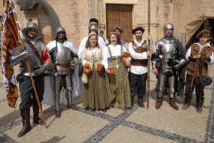 El pueblo de Palos se vuelca con la Feria.
