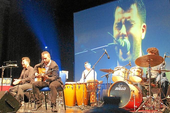 Los moguereños De Maera ganan el I Encuentro Musical 'Suena el Condado'