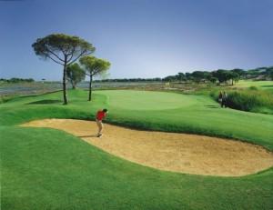 El golf es una de las actividades más demandadas por los alemanes.