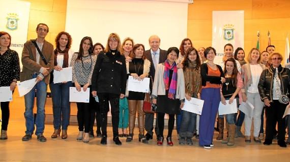 Finaliza el Curso Intensivo de chino en Huelva