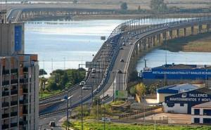 Puente Punta Umbria