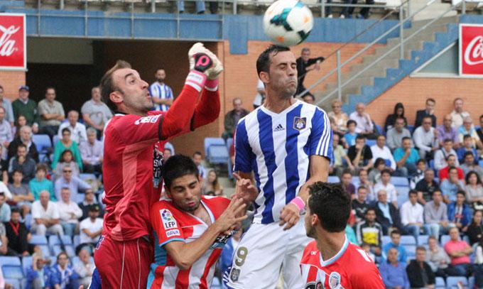 Linares, una vez cumplida la sanción, regresa al equipo.
