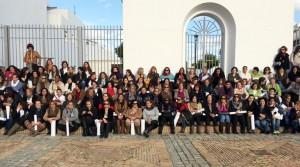 . Actualmente trabajan en la provincia de Huelva 1.139 auxiliares de ayuda a domicilio.