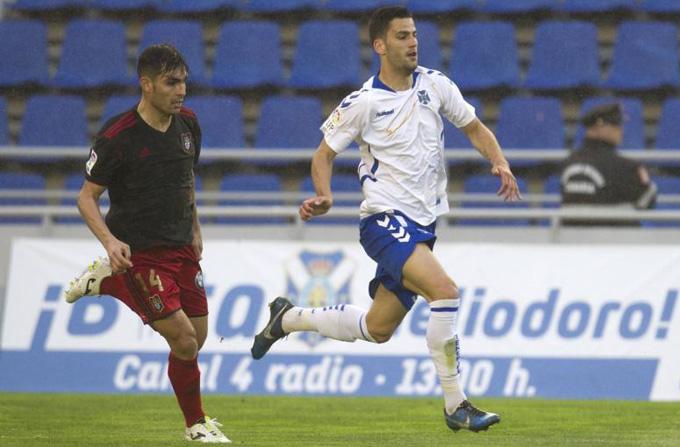 El Recre ha aprendido la lección y espera no cometer los errores de Tenerife. / Foto: www.lfp.es.