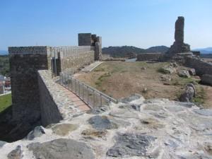 Alcazar del Castillo de Aracena.