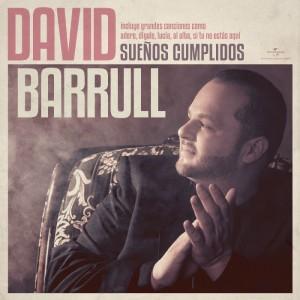 Portada del disco de David Barrul.