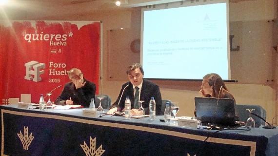 Debate para que el urbanismo de Huelva tenga en cuenta la identidad onubense