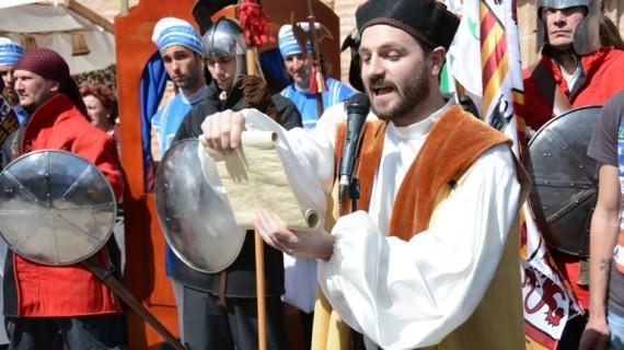 Palos ultima los preparativos de la Feria Medieval del Descubrimiento, que se celebra el 17 y 18 de marzo