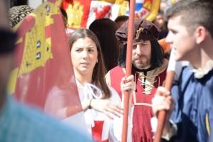 Los Reyes Católicos visitarán la feria este año.