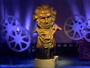 Los Premios Goya, una seña de identidad de la Academia de Cine.